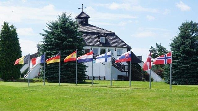 Hotel Amber Baltic golf course